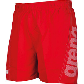 arena Fundamentals Arena Logo Short de bain Homme, red/white